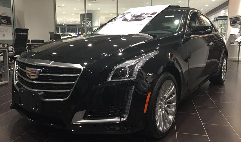 2016 Cadillac CTS Premium Edition