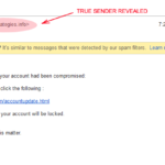 Weak Attempt at Phishing Network Solutions Account Holders