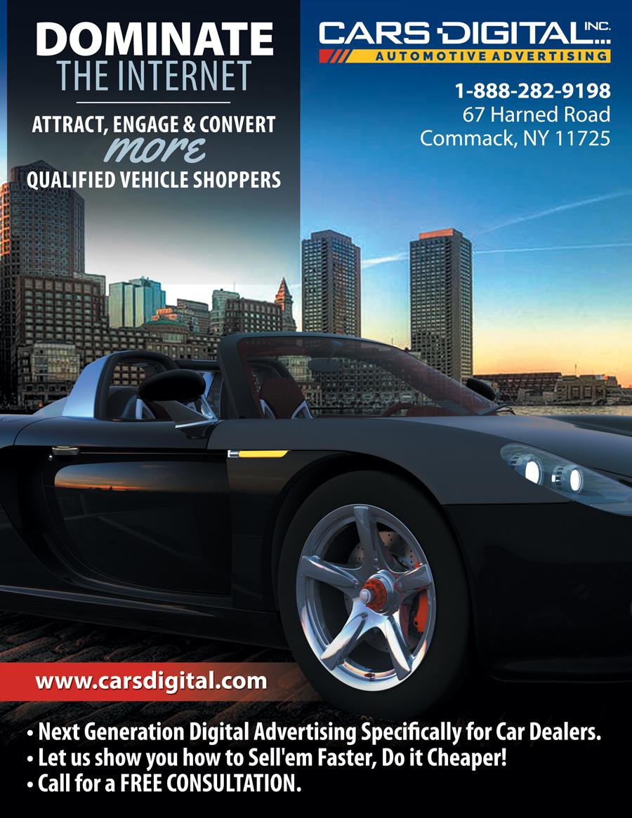 Dealer Lead Generation Automotive Advertising