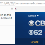 CBS News Offers Readers 'Bad Advice' in 6 Best Practices for Choosing a Domain