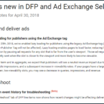 More Bad News for Monetization with AdSense; Introducing Lazy-Loaded Ads
