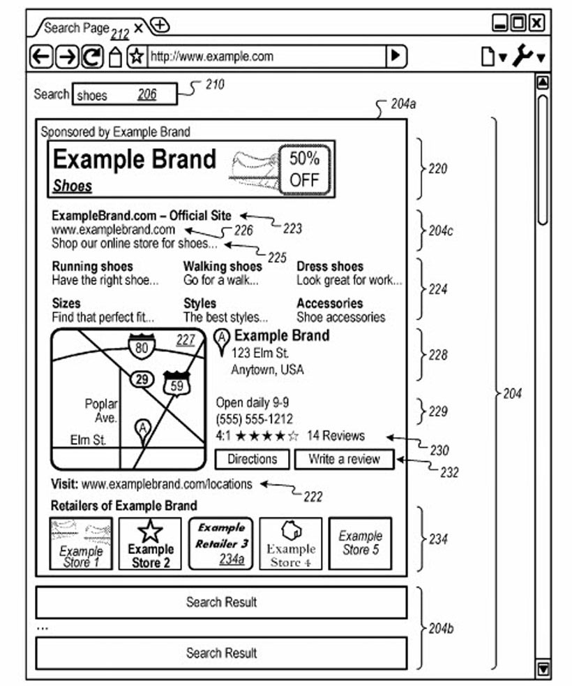 Actual Patent Application Image